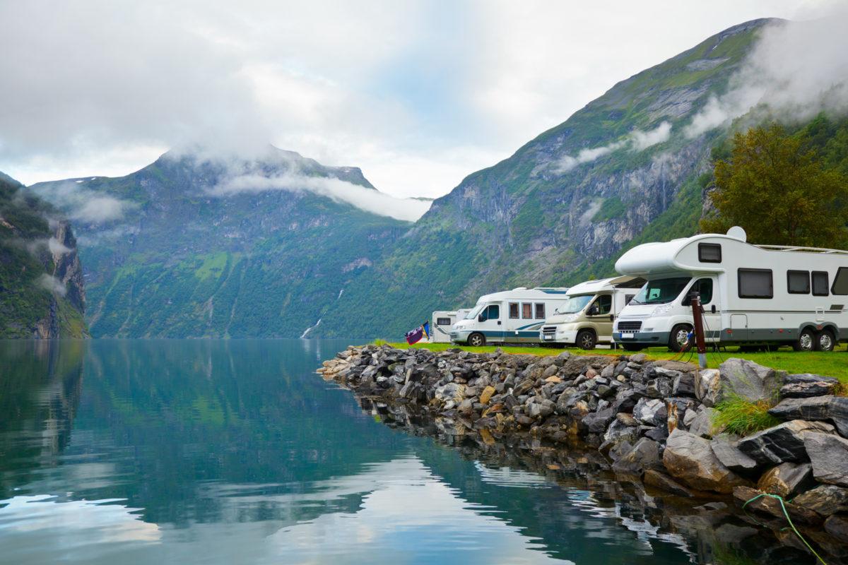 Autocaravanas: uma forma apaixonante de viajar
