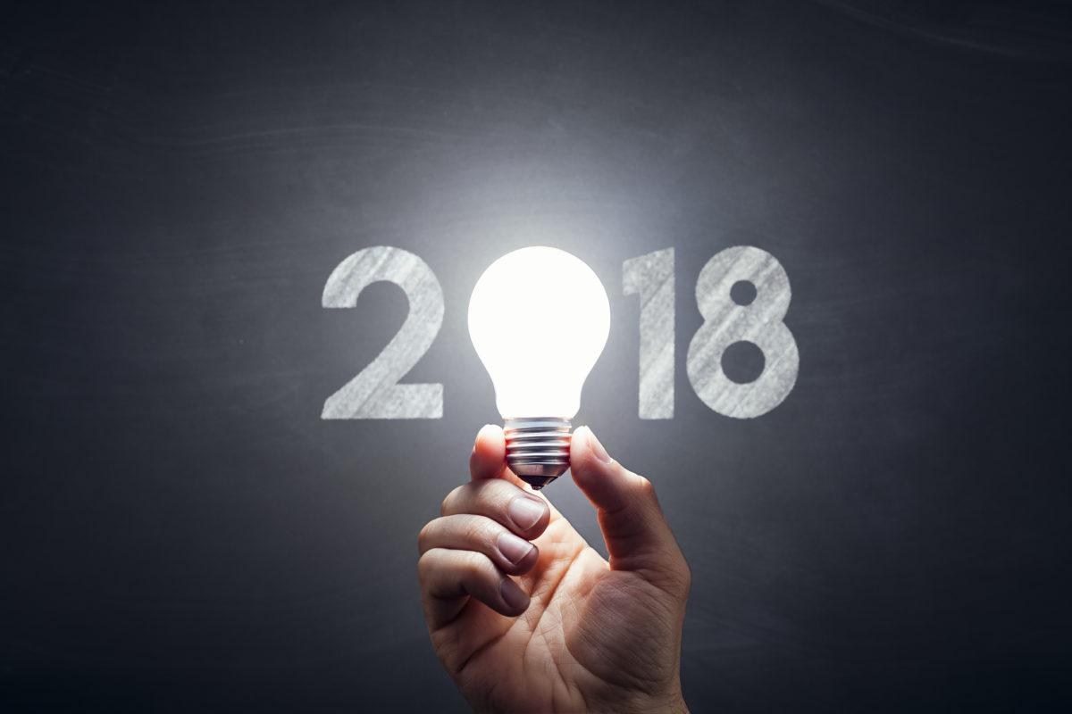 Resoluções de ano novo para manter