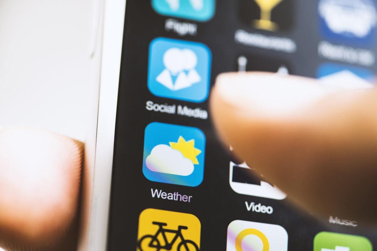 Meteorologia: 3 apps para saber como deve sair de casa