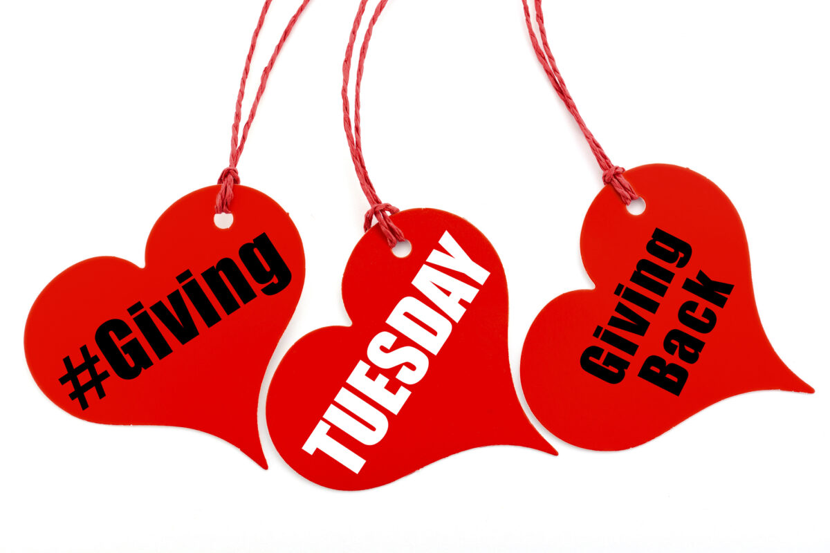 Giving Tuesday, para dar um pouco de si